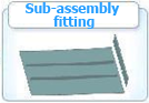 Sub-assembly Fitting