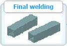 Final Welding